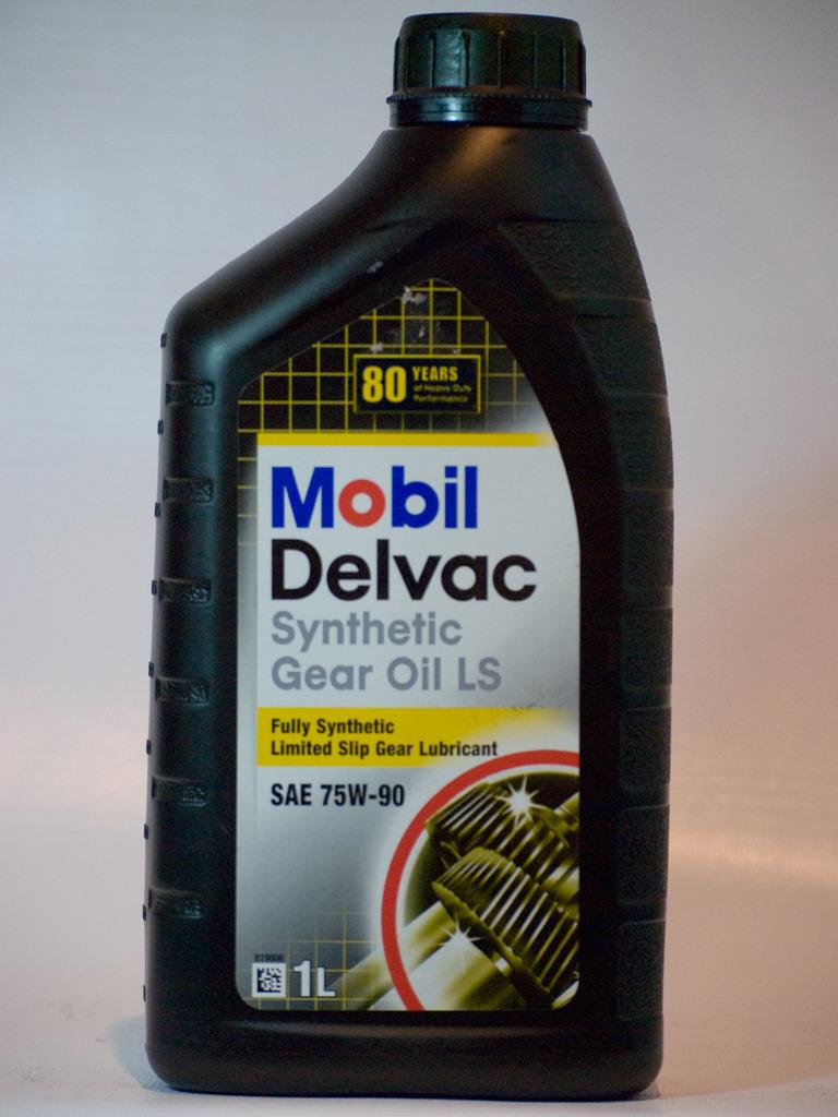Mobil Delvac Ls 75W90