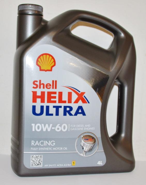 Shell 10W60