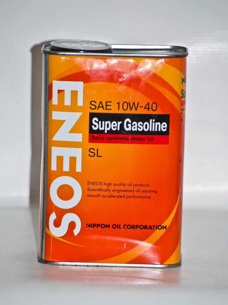 eneos sae 10w 40 sl super gasoline semi synthetic 1 oil1354. Black Bedroom Furniture Sets. Home Design Ideas